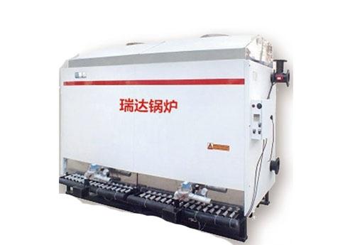 模块燃气钢制锅炉CSHS系列(大气只燃式)