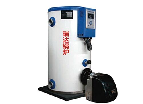 常压立式燃气(油)热水锅炉