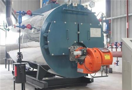蒸汽热水锅炉工作的基本原理